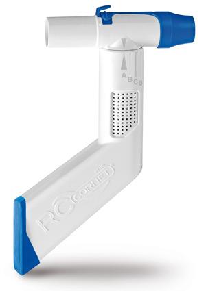 Atemtherapiegerät RC-Cornet® PLUS
